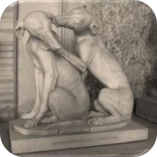 Rzymski posąg z Watykanu; 2 w. p.n.e.